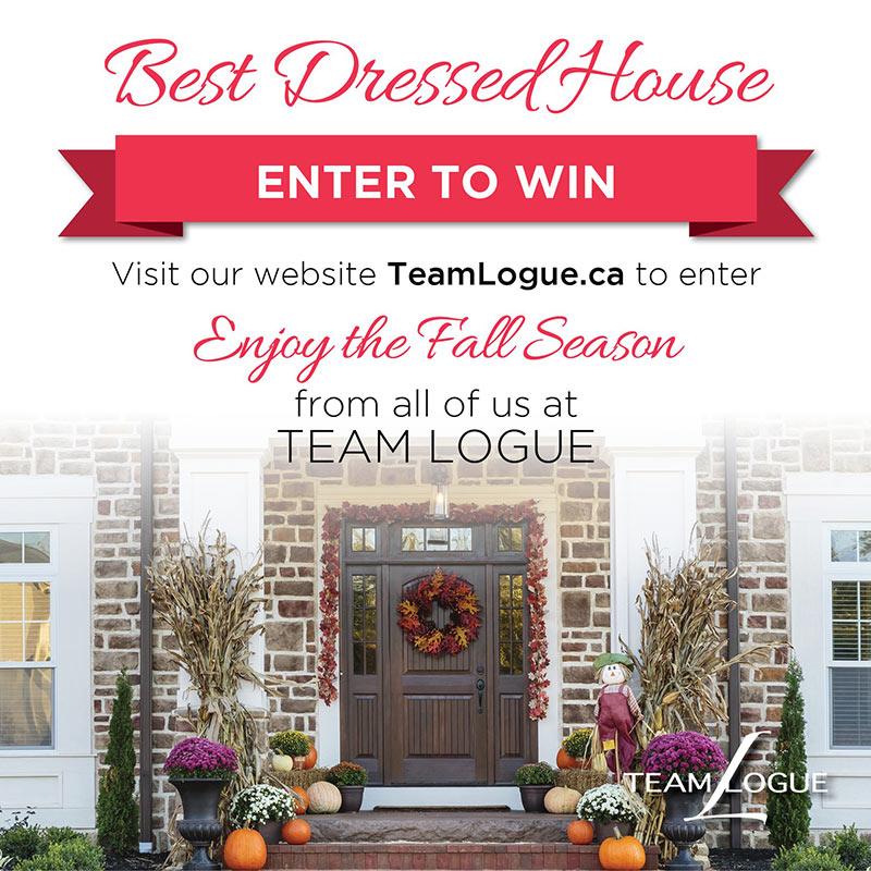 Team Logue   Burlington & Oakville real estate best dressed 2017