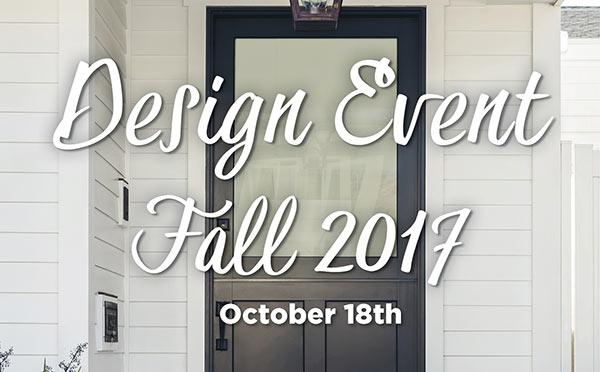 Team Logue   Burlington & Oakville real estate design event fall 2017