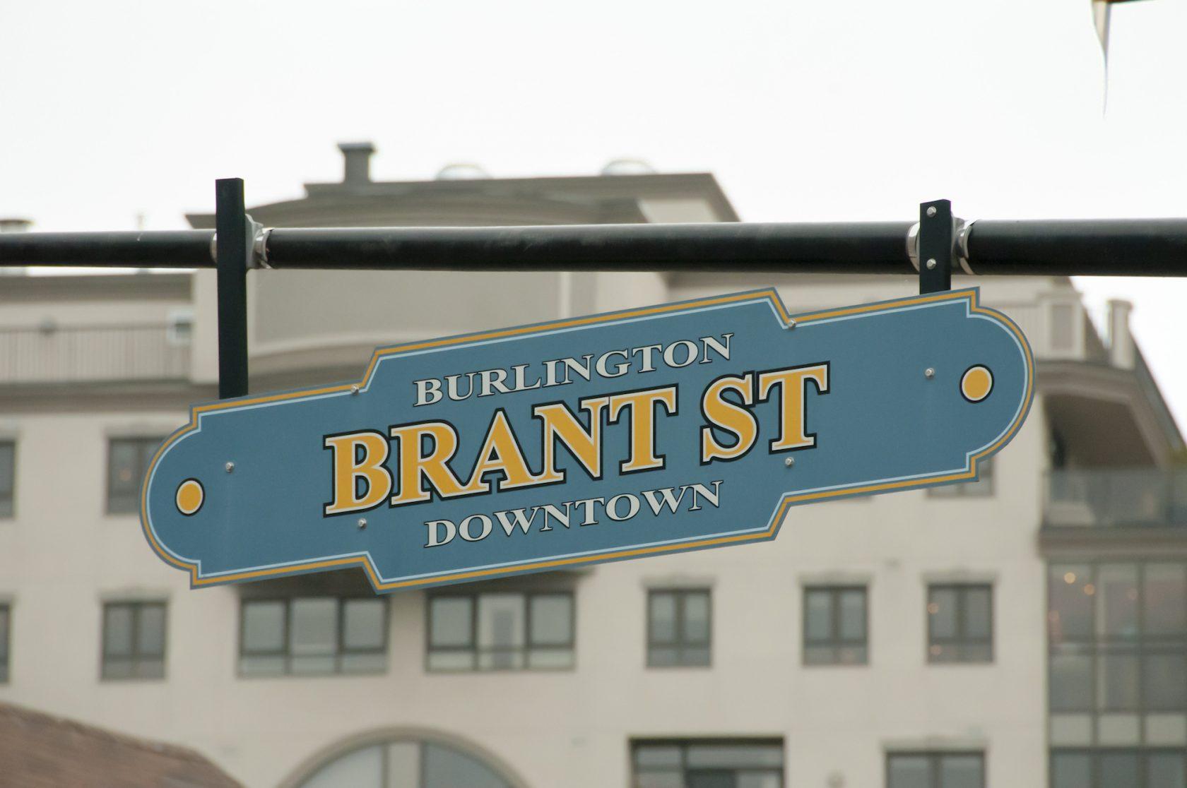 Brant Street - Burlington - Canada