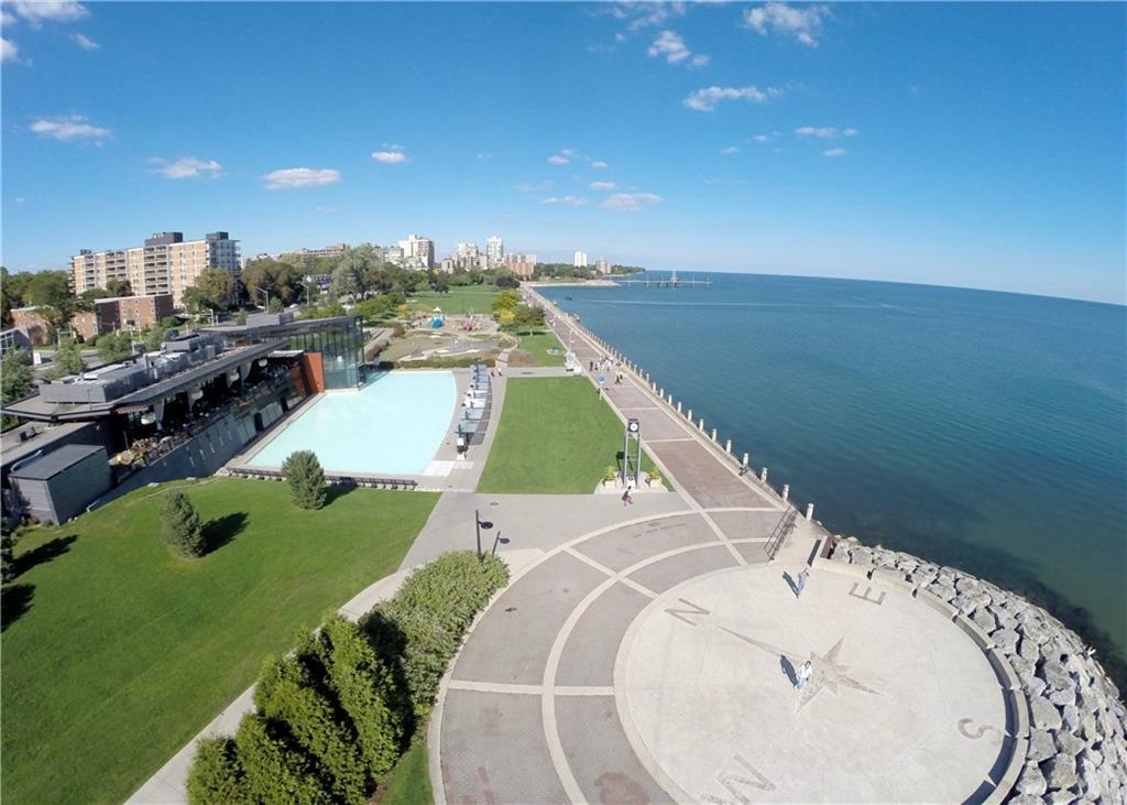Burlington Pier Sundial | Team Logue Real Estate